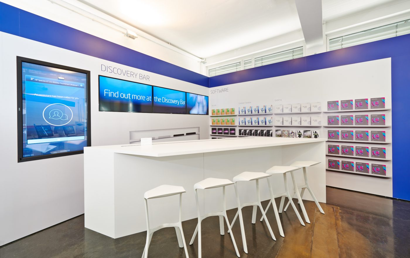 The Future of Retail: From Interactive Changing Rooms to Eyeball Scanners