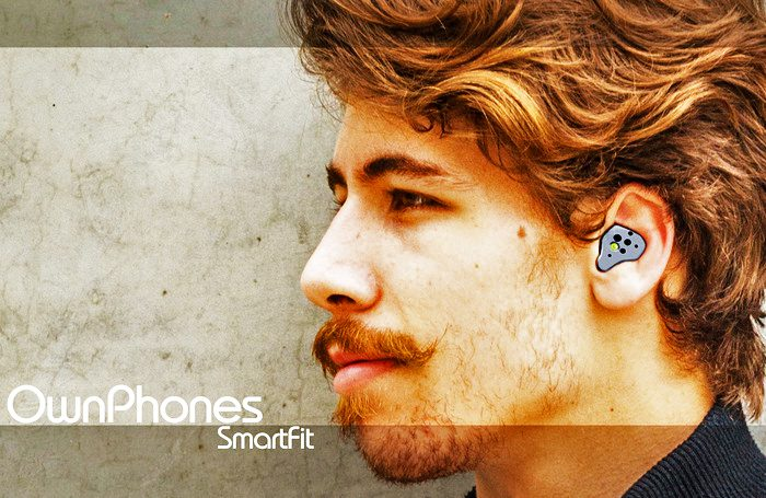 7e2ae13c06b 3D Printed Wireless Earphones Created Just for Your Ears