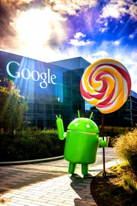 j0sh-google-android-building-lollipop-logo-outside-garden-promo-shot-high-quality-edit