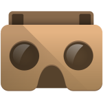 Google cardboard app logo high resolution