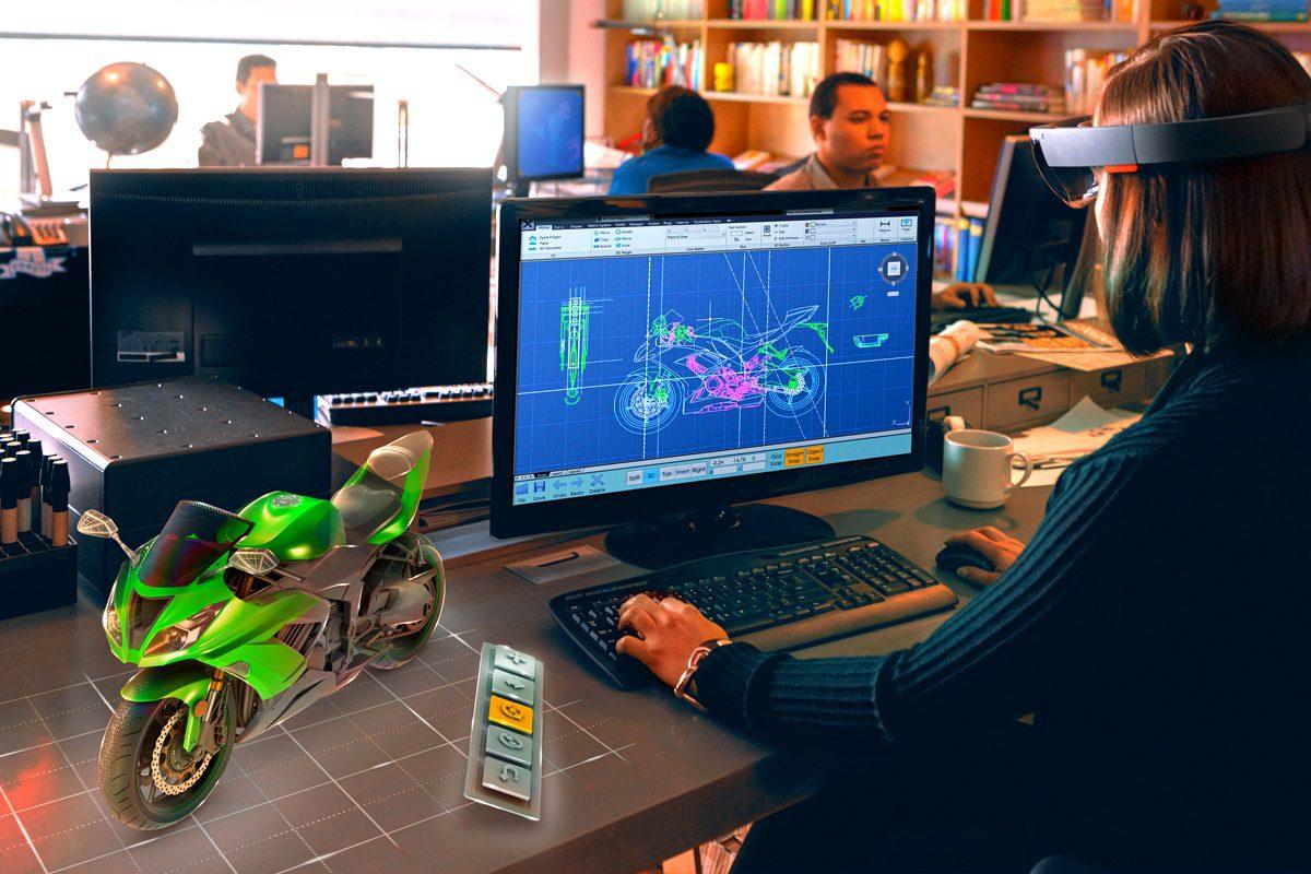 Hololens Microsoft S Take On Augmented Reality Techacute