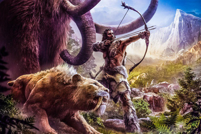 Far Cry Primal Animal Taming And Stone Age Fun Techacute