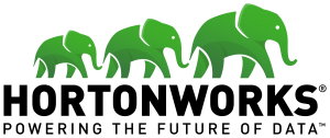Hortonworks Logo Large Powering the Future of Data