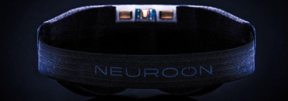 Neuroon Wearable Tech Visor Sleeping Dreaming BioTech Biometric Soothing Sleep-small