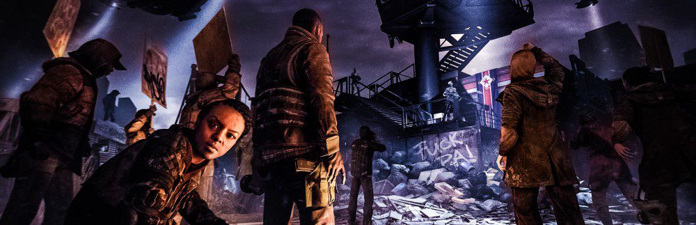 homefront revolution protest night group