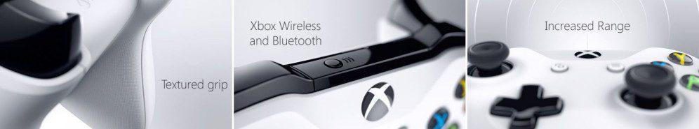 Microsoft Xbox One S Controller
