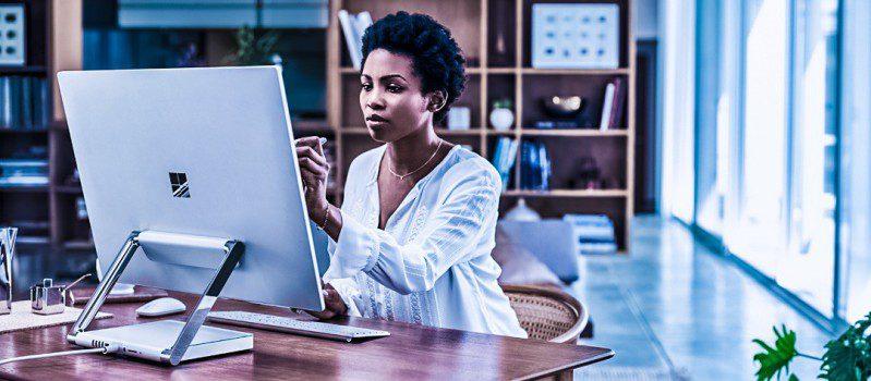 surface-studio-lifestyle-office-woman-design-creative-drawing-desktop-pc-microsoft-working