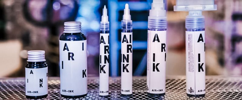 Air Ink Marker Types