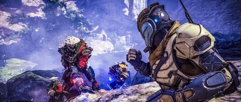 Mass Effect Andromeda Review Screenshot Armor Kett Aliens Combat