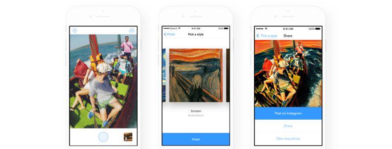 Prisma AI Photo Editor Turning Snapshots into Art Styles