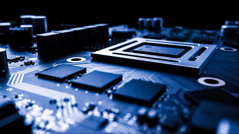 Xbox Scorpio The worlds most powerful console Chip