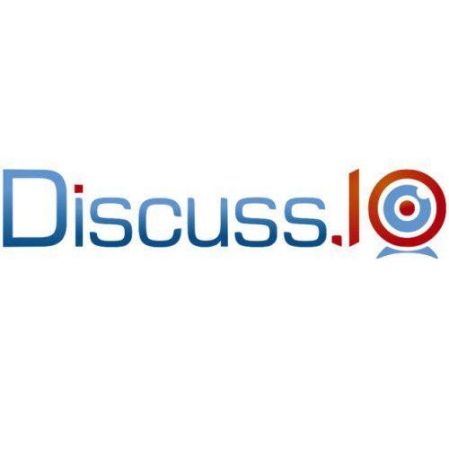logo Discuss io