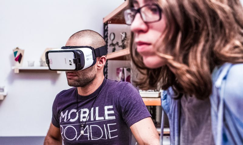 Gear VR Samsung Virtual Reality Olabi Makerspace Acquisitions Made Past Year Overview List AR Augmented Reality Industry VC