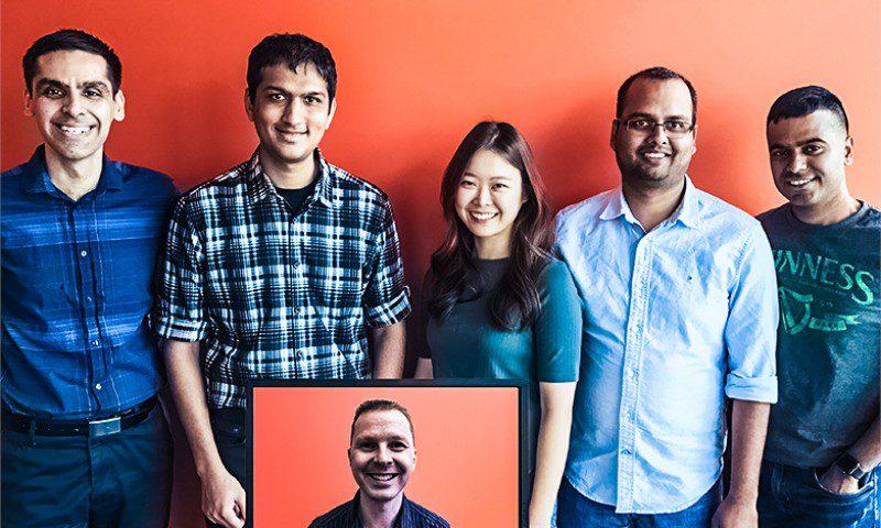 Microsoft GARAGE TEAM Anirudh Koul Anand Desai Eren Song Prabhav Agrawal Ayush Sharma Derik Stenerson Dictate Team Silicon Valley and Redmond USA Crop
