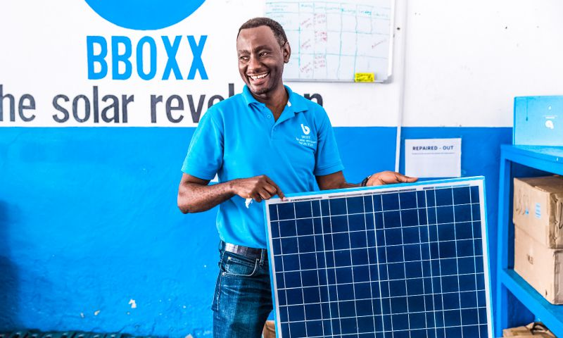 Bboxx Builds Affordable Solar Energy Tech For Developing