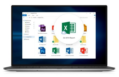 Google Cloud Enterprise Consumer G Suite Drive File Stream