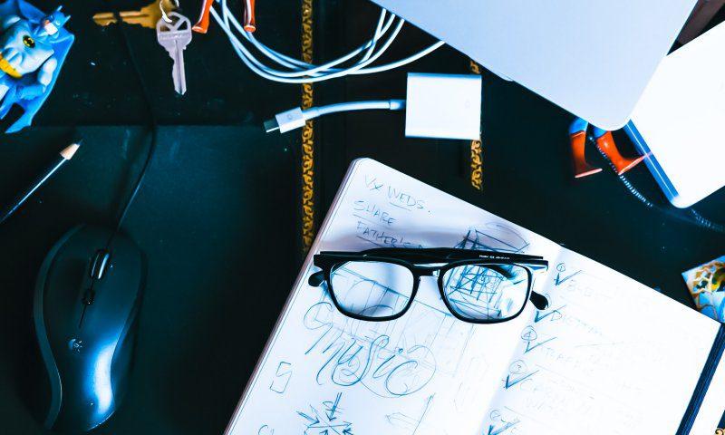 Felix Gray Computer Glasses Nash Product Review Article Comparison Gunnar no-name Protectice Eyewear Blue light Batman Desk Notebook Working Digital Eye Strain