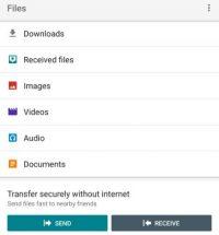 files go screenshot google app file explorer direct wifi sending android documents list browsing