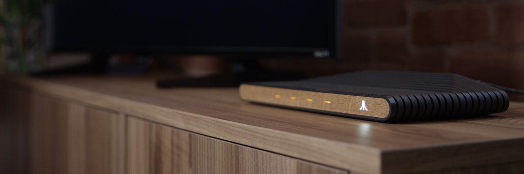 Ataribox Atari Retro Console Streaming new release date pre order indiegogo price