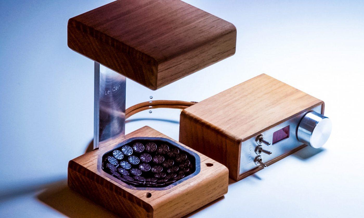 LeviZen Levitate water feel zero gravity Design Flying Droplet Gadget Decoration Crop
