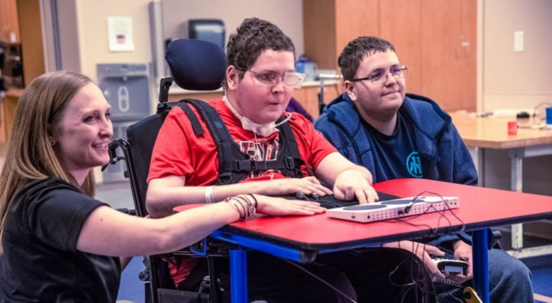 Example Setup Player Accessible Gaming with the Xbox Adaptive Controller Parts Ports Features Overview New Product Disabled Gamers
