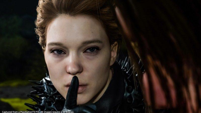 Hideo Kojima Reveals New Death Stranding Trailer E3 Female Cast Actress Celebrity Name News