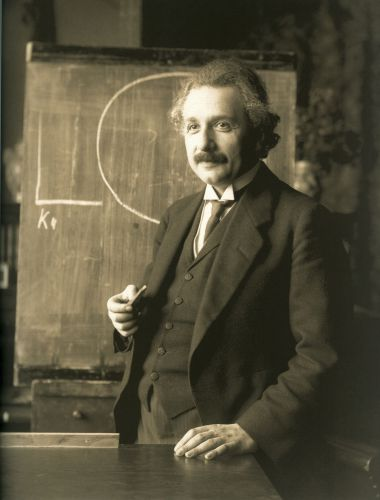 Albert Einstein IQ List