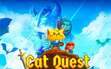 Cat Quest Review Key Art The Gentlebros Dev Studio Singapore Game Check Test