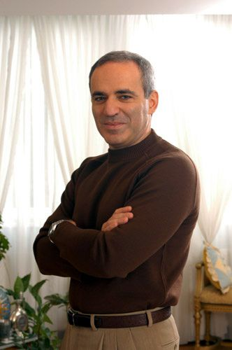 Garry Kasparov IQ List