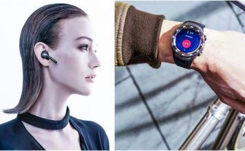 Huawei Smartwatch Concept Holds Bluetooth Earbuds Patent Concept Photo_compressed