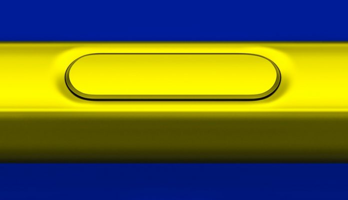 Samsung Galaxy Note 9 Official Reveal Date Event Release Information Features Bluetooth inside the S-Pen