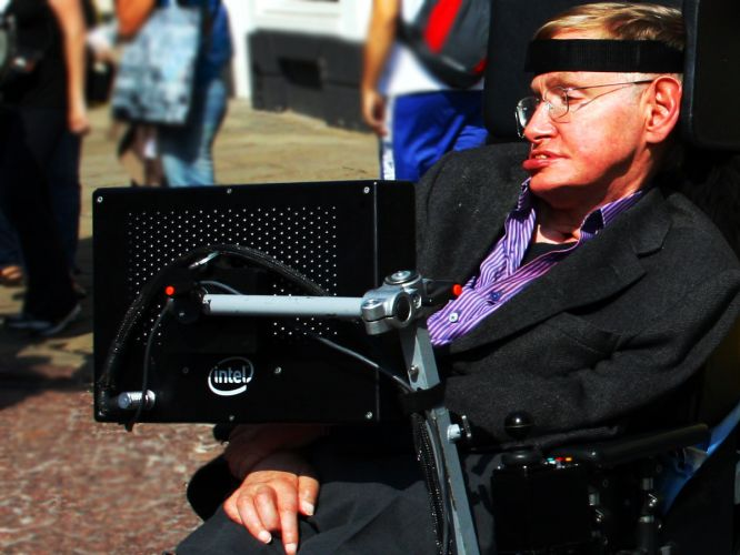 Stephen Hawking IQ list