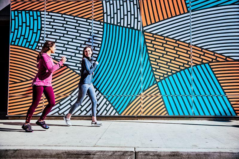 TRAQ BY ALEGRIA Qaravan Womens Smart Walking Shoe