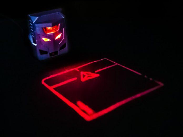 Serafim Odin Air Mouse Transformer Head Gadget Laser Cool_edited