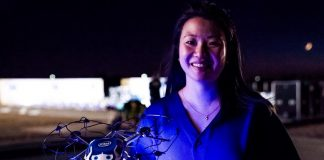 Natalie-Cheung-Intel-50th-drones-Folsom-Califorina-Shooting-Star-Fireworks-Lightshow-Anniversary