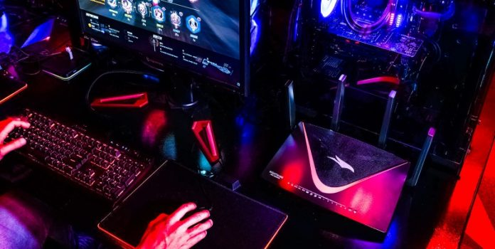 Netgear Gaming Router XR700 Nighthawk