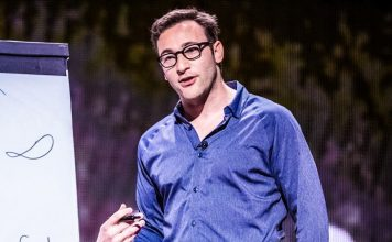 YouTube Most leaders don't even know the game they are in - Simon Sinek at Live2Lead 2016