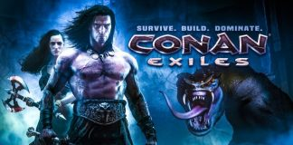 Conan Exiles Fantasy Survival Game Review Funcom Article Key Art Cover