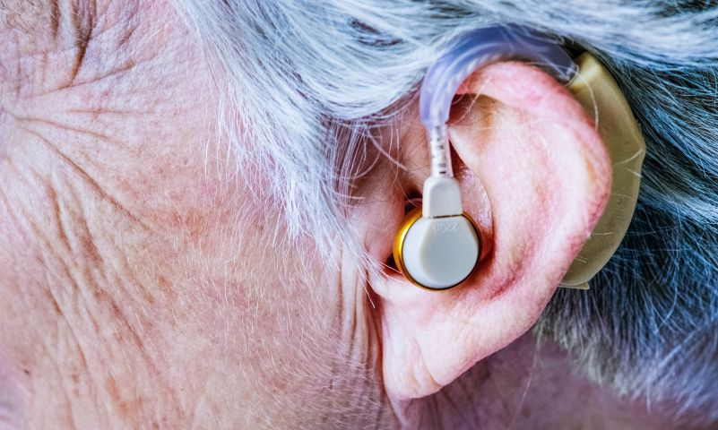 Hearing Aid Impaired Ear Device Gadgets Technology