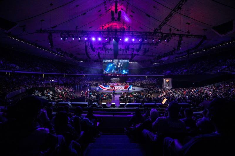 2018-11-03 / Photo: Robert Paul for Blizzard Entertainment