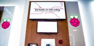 Raspberry Pi Store - NOW OPEN _RPiStore UK Retail Brick Mortar Shop Tech News Video Footage