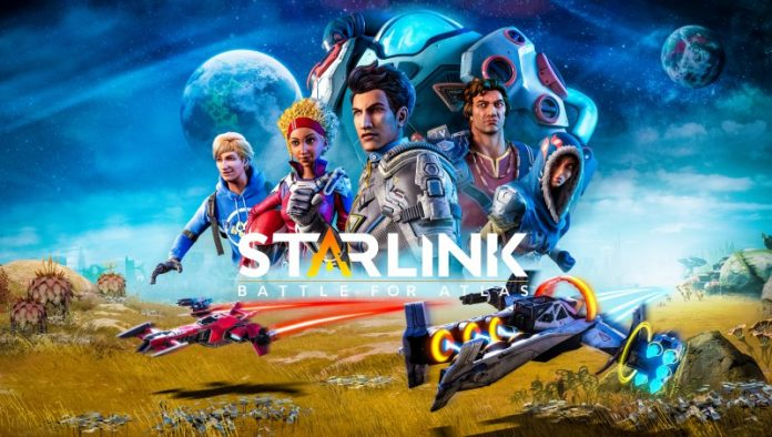 Starlink Battle For Atlas Key Art PS XBOX Version Open World Space Exploration Review Ubisoft