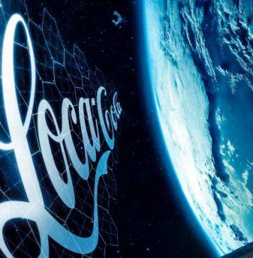 StartRocket Orbital Display Space Ads Concept Beyond Earth Blue