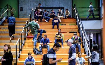 Amazon Web Services Campus Press Photo News Cloud9 IDE AWS Integration Staging Environment Dev Vivid