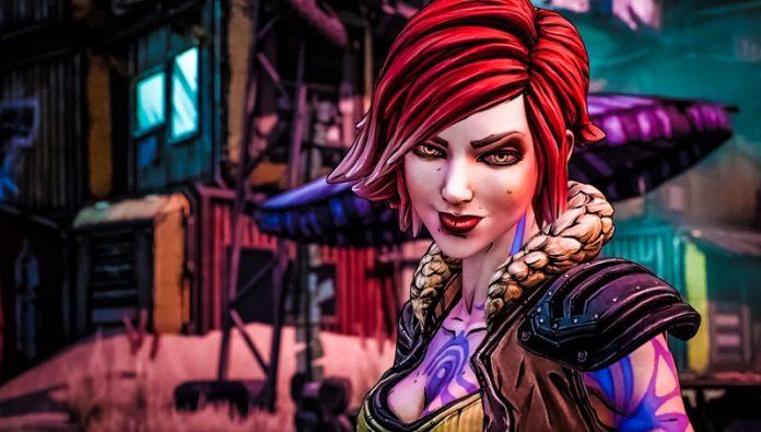 Borderlands 3 Reveal Trailer Character