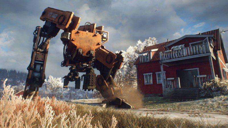 Generation Zero Screenshot Tank 01