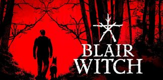 Blair Witch Game Key Art Cover Illustration Bloober Xbox PC