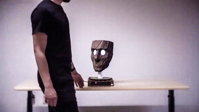 Make Your Own Chartreuse Motion Tracking Face