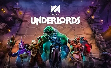 DOTA Underlords Auto Chess Valve Moba Game
