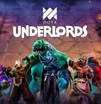 DOTA Underlords Auto Chess Valve Moba Game